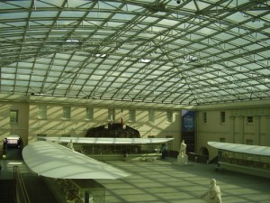 Inside the National Maritime Museum