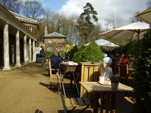 Cafe at Kenwood House